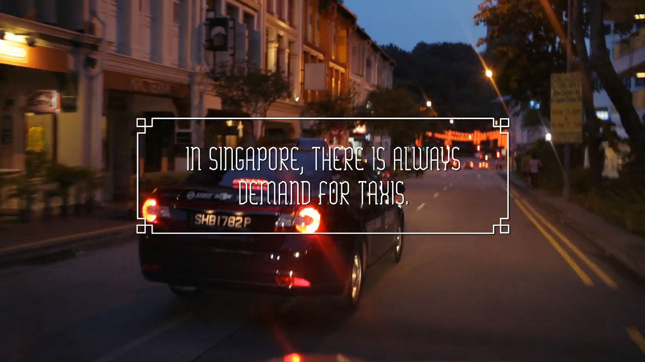 Video production for Coke CSR Bringing taxi drivers home event video planning Singapore