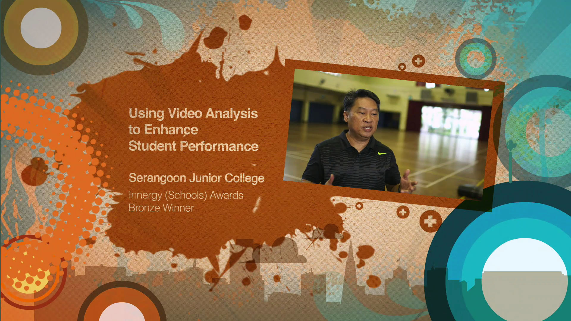 video production awards education