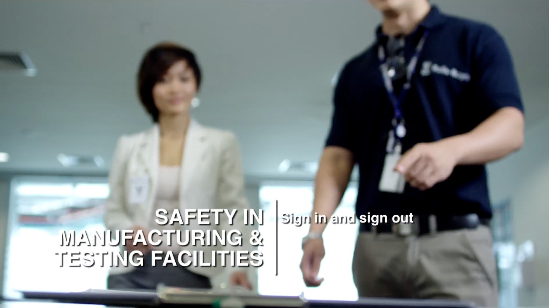 video production training safety film singapore