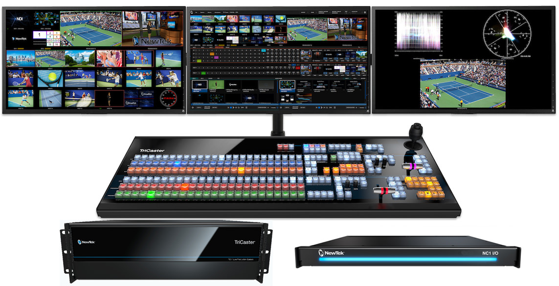 Live Streaming Production Service
