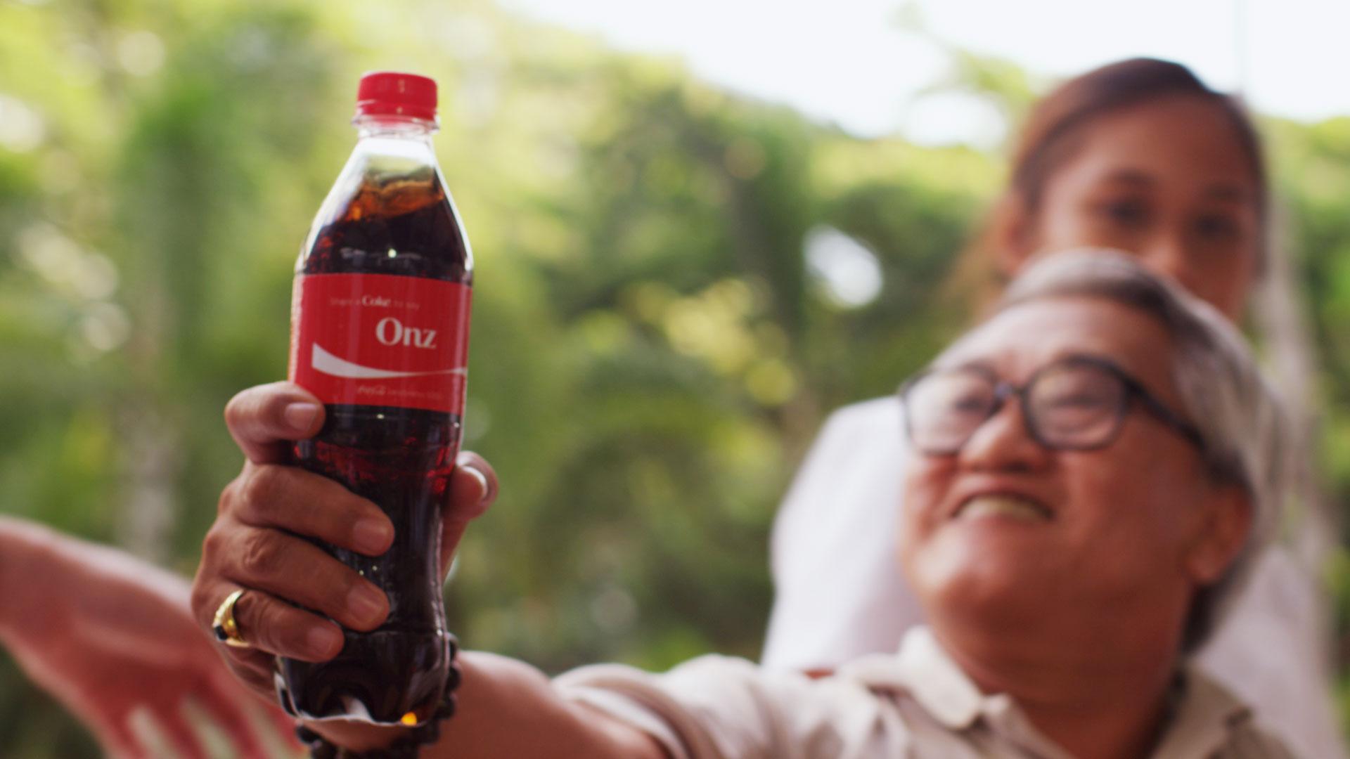 TV Commercial Production Singapore share a coke
