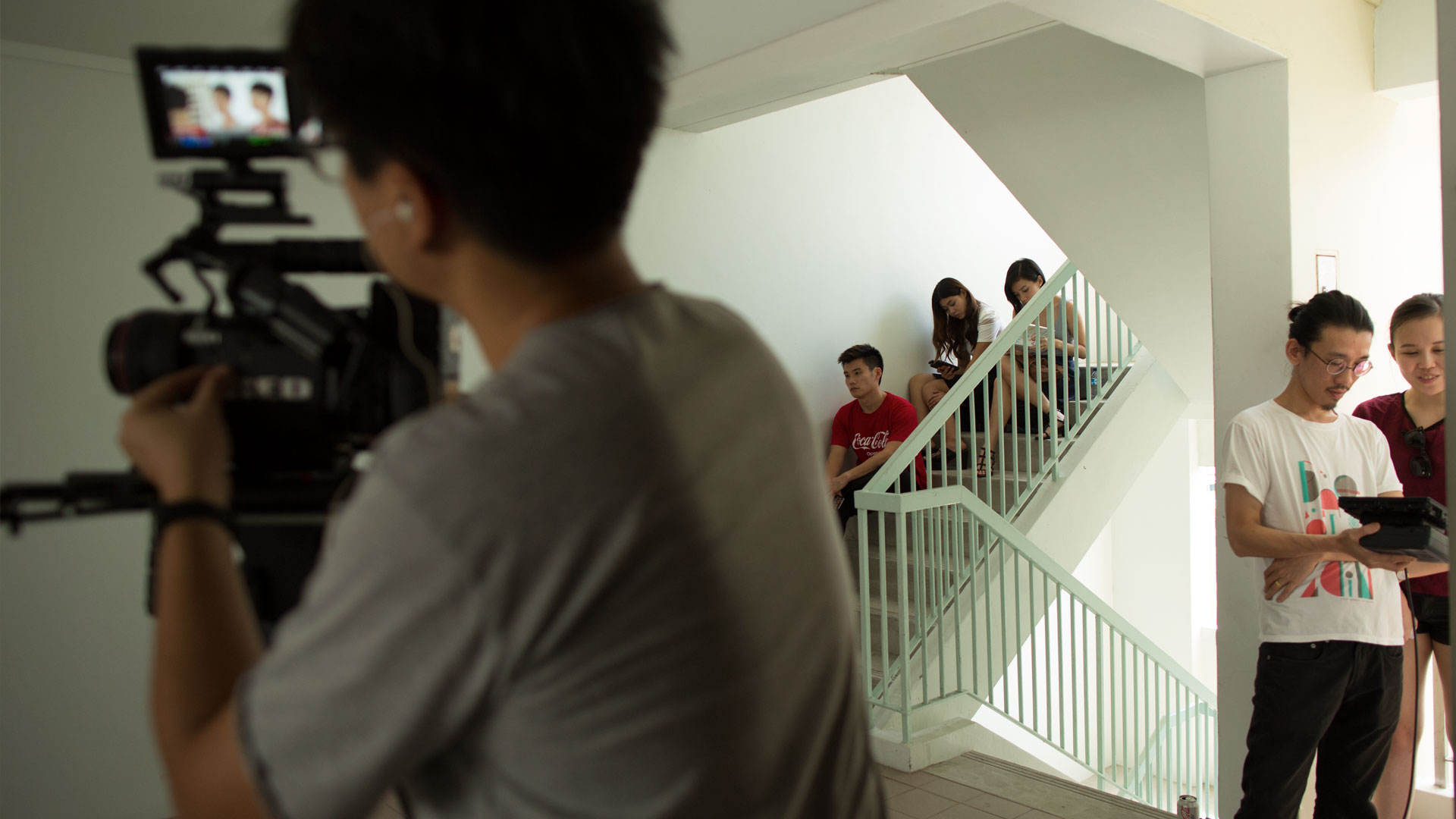 Red Epic video production Singapore