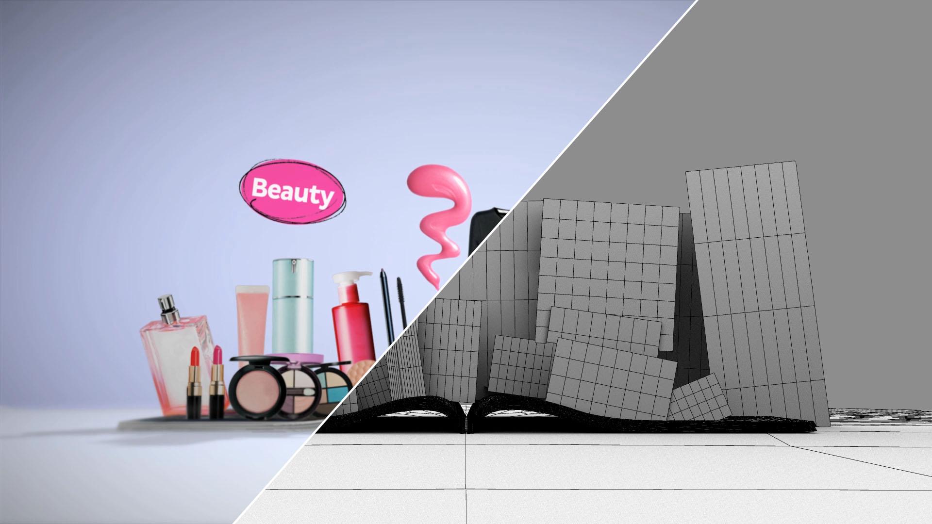 create 3D animation Singapore tv commercial production