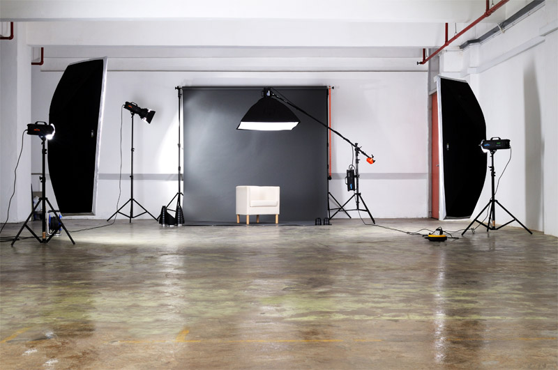 photography video film studio event space for rent